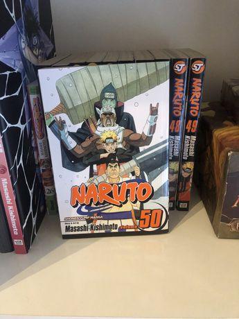 Banda desenhada - Naruto