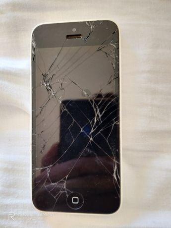 iPhone 5 c para peças