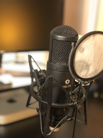 Mikrofon Oktava MK 220 zestaw
