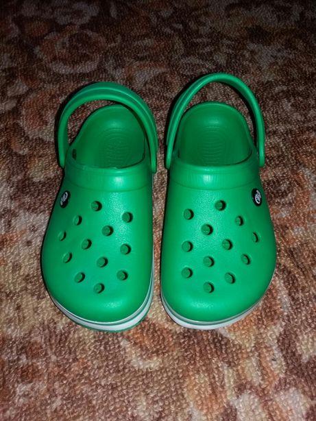 Продам сланцы Crocs