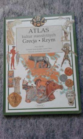 Atlas kultur starożytnych Piero Bardi