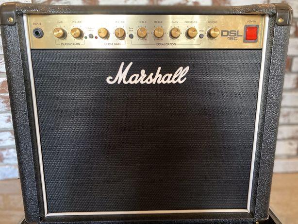 Marshall DSL15c + Hard Case