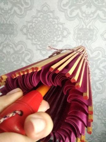 Китайский зонтик. Винтаж