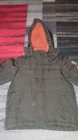 Kurtka zimowa chłopięca 110 cm