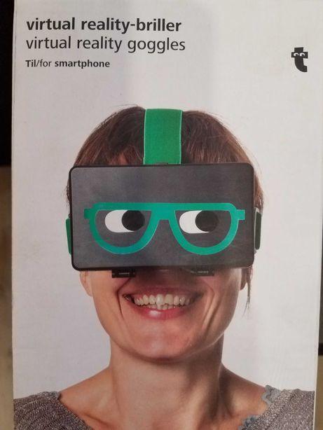 Okulary rzeczywistości wirtualnej do smartfona