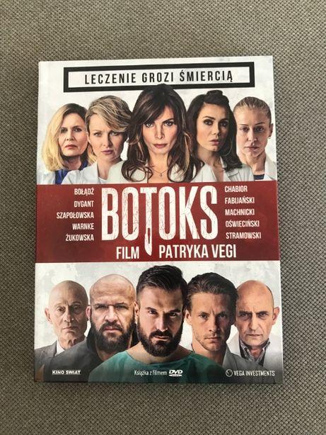 Botoks DVD / wydanie ksiażkowe /