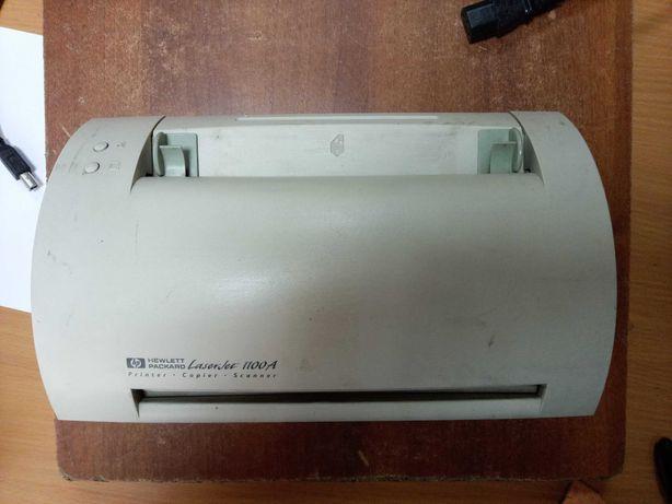 Сканирующий модуль для принтера HP LaserJet 1100