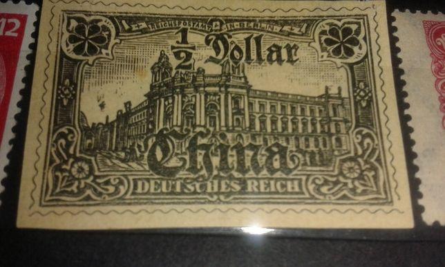 cenne znaczki unikatowe stare chiny