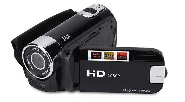 Przenośna kamera DV 1080P Full HD 16 MP