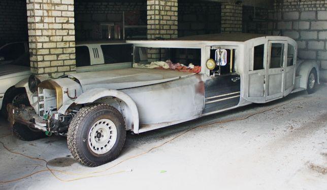 Спецтехніка - весільний ретро Lincoln Town Car 1937