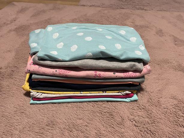 Zestaw bluzki i bluzy rozm. 128 7-8 lat