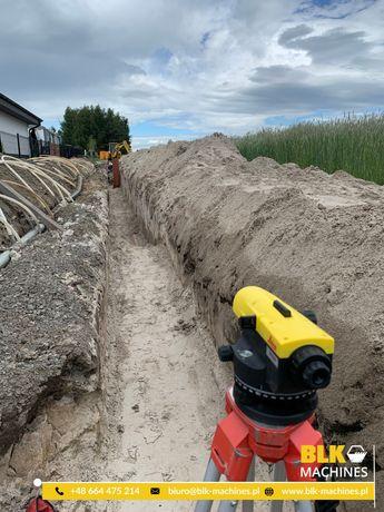 Kompleksowa Realizacja Przyłącza Wodociągowe Kanalizacja Wod Kan