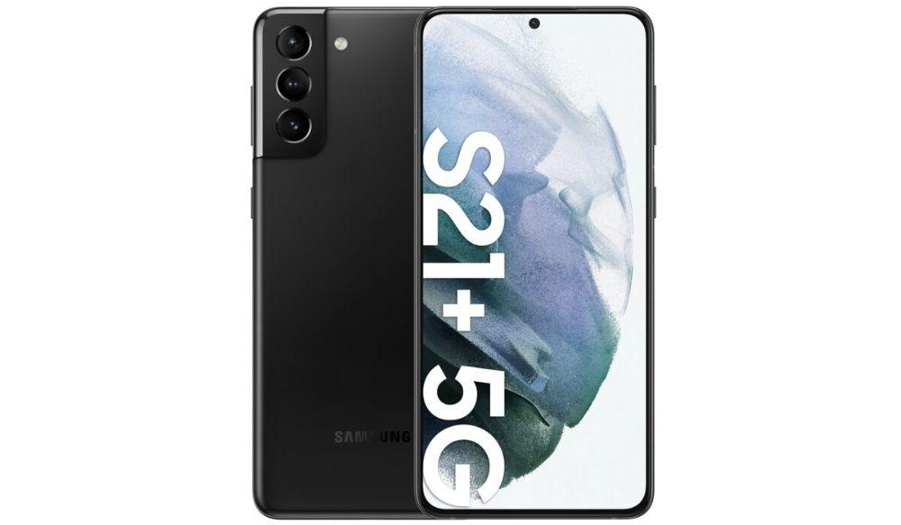 Samsung Galaxy S21+ Plus 5G 256GB Czarny/Srebrny SM-G996B/DS