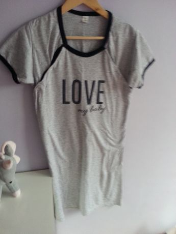 Koszula do karmienia( ciążowa)+ staniki ciążowe+ gratis