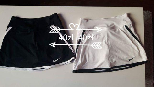 Spódniczki tenisowe Nike xs(została biała)