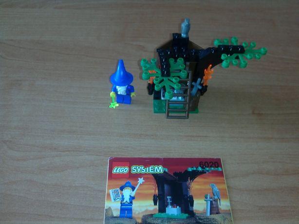 Lego Castle kg 6020 - Magic Shop