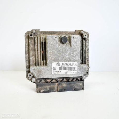 SKODA: 03G906021TB Centralina do motor SKODA OCTAVIA II (1Z3) 1.9 TDI