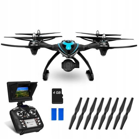 Dron Overmax X-BEE 7.2