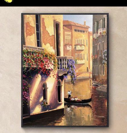 Картина Масло Венеция