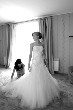 Свадебное платье Blue by Enzoani