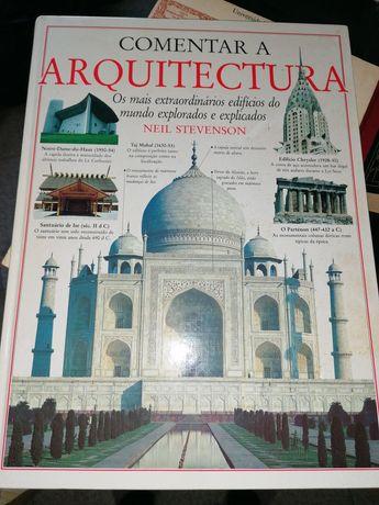 Livro Comentar a Arquitectura Neil Stevenson