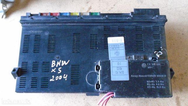 Caixa Fusíveis Bmw X5 8380409 cxf146