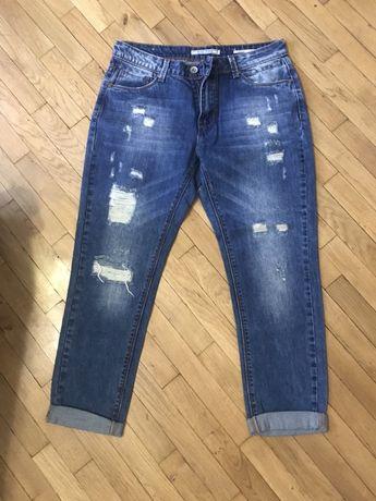 Жіночі джинси бойфренди
