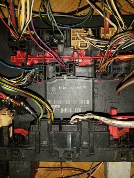 Central eléctrica/ módulo 09 Audi A3 8P