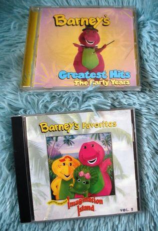 2 Płyty CD Barney's Greatest Hits the early years piosenki dla dzieci