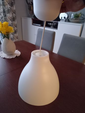 Lampa żyrandol Ikea