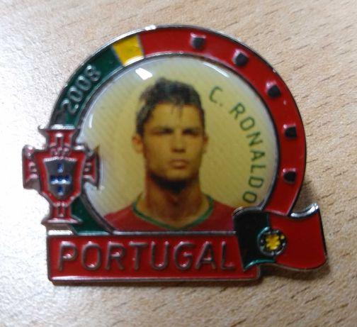 Pin do Cristiano Ronaldo Euro 2008
