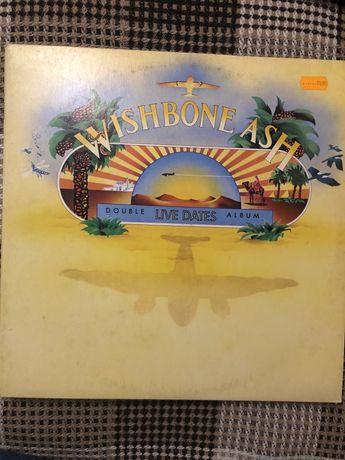 Виниловая пластинка Wishbone ash double Live Dates album