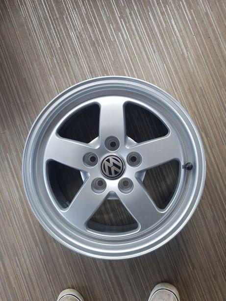 Felgi aluminiowe VW 5x112 nowe 16 cali