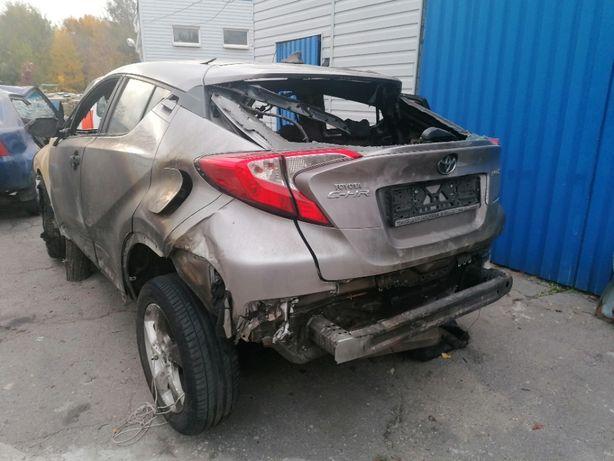 Toyota C-HR Hybrid Тойота Си Эйч Ар (СНР) Гибрид 2019 разборка