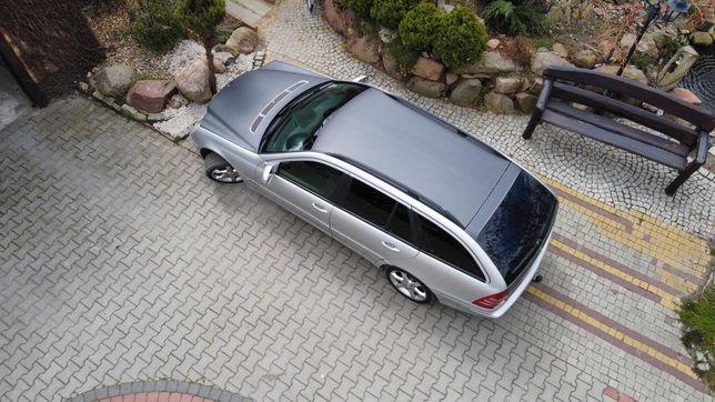 Mercedes-Benz C220 Kompresor Kombi Gaz i Hak LPG
