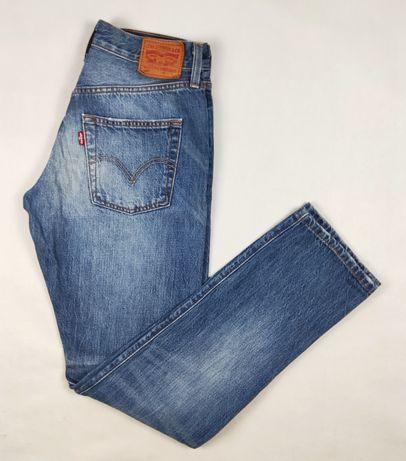 Levi's 501 damskie spodnie jeansowe w rozmiarze W26 L32