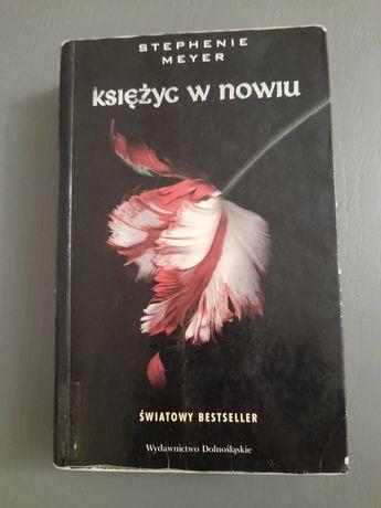 """Stephanie Meyer """"Księżyc w nowiu"""""""