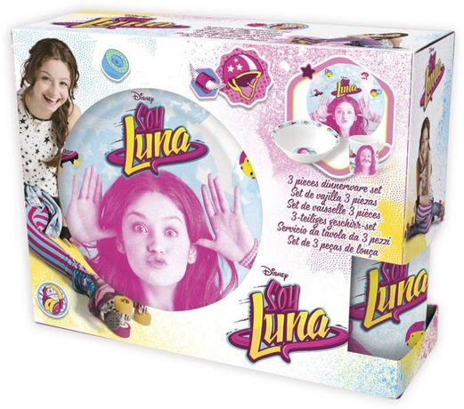 Soy Luna Disney Conjunto de Merenda em Ceramica. Agualva-Cacem