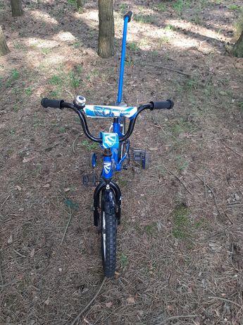 Rower dla chłopca koła 16