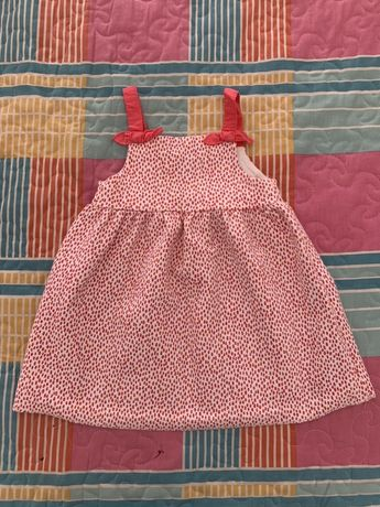 Vestido Zara menina