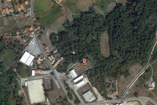Terreno à venda, zona industrial - Paredes de Coura