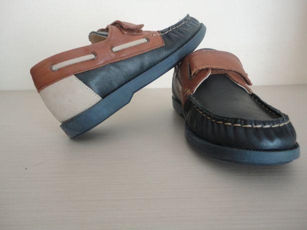 Sapatos pele GIRANDOLA Tam.33 - NOVOS