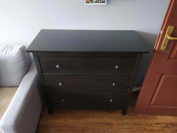 Komoda HEMNES 3 szuflady IKEA 108x96 cm