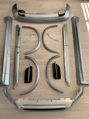 Pakiet Inscription Volvo XC90 Electric Silver 477