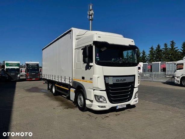 Wynajem długoterminowy ciężarówki DAF XF DAF FAR 440 XF 2016