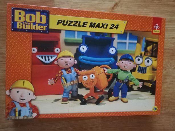 Puzzle maxi Bob budowniczy