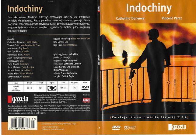 Film DVD Indochiny