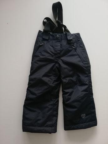 Spodnie narciary rozmiar 86/92