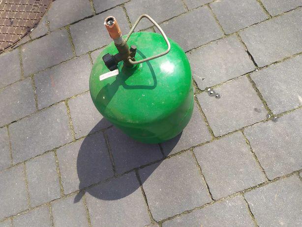 Butla gazowa 2,5 kg pusta