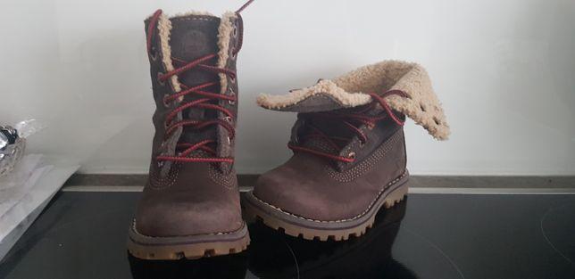 Buty skórzane Timberland 22